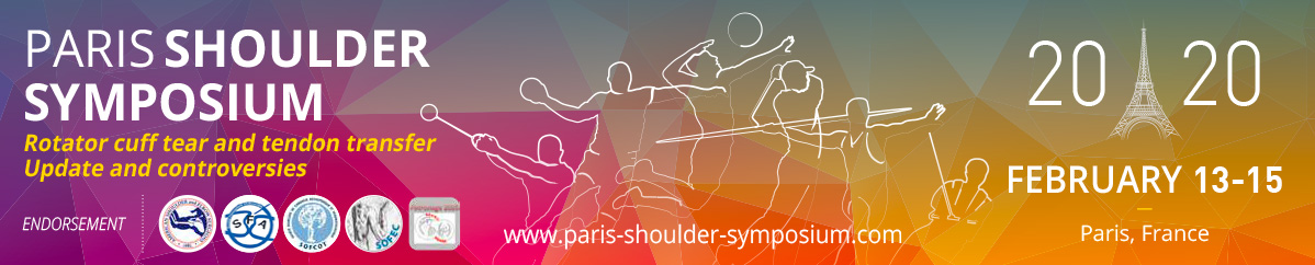 Paris shoulder Symposium 2020
